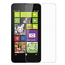 Nokia Lumia 630 / Lumia 635 Tempered Glass - Armatus Gear Premium Tempered Glass Screen Protector [Ultra HD Clear - 0.3mm - 9H Hardness - Oleophobic Coating - Real Glass] 1-Pack