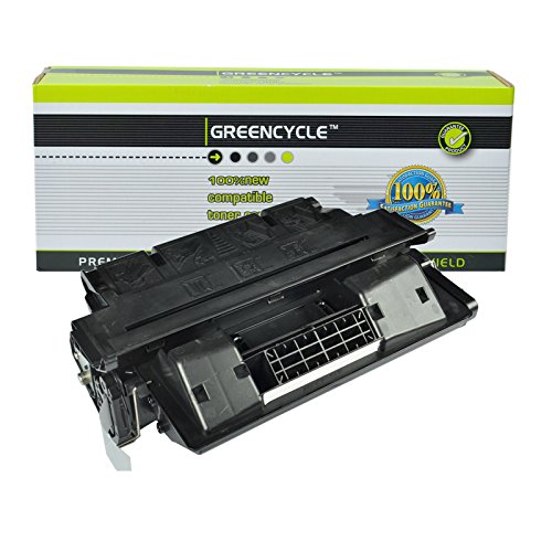 - GREENCYCLE High Yield Compatible C4127A 27A Laser Toner Cartridge Replacement for HP Laserjet 4000, 4000N, 4000T, 4000TN, 4000se, 4050, 4050N, 4050T, 4050TN, 4050se, 4050 USB-mac (Black,1 Pack)