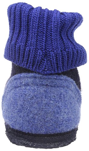 Blue Giesswein Slippers Adults' Dk Unisex Kramsach 548 6 Top blau Blue Low X5xYXrqw6