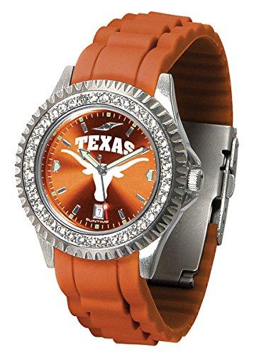 Linkswalker Ladies Texas Longhorns Sparkle Watch