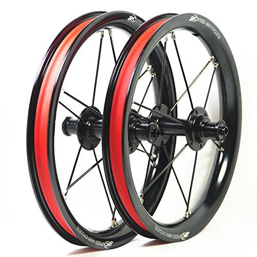 SMC 12 inch 203 Aluminum double wall wheel for kids' bike - Smc Mini