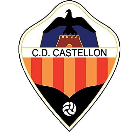 CD Castellon Spain Soccer Football Alta Calidad De Coche De Parachoques Etiqueta Engomada 10 x 12 cm: Amazon.es: Hogar