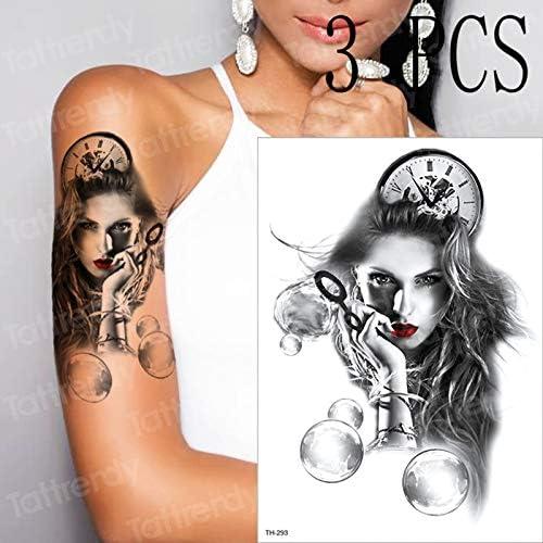 tzxdbh 3 Unids/Lote Máscara Chica Burbuja Reloj Mujeres Hombro ...