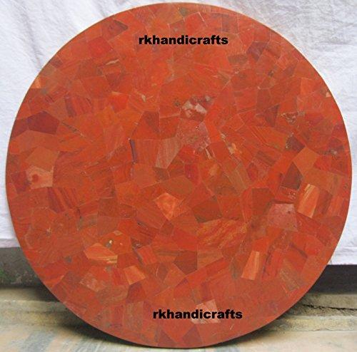 (rkhandicrafts Restaurant Table Top 42