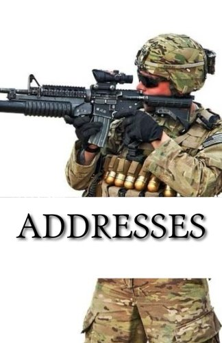 Download ADDRESSBOOK - Soldier pdf