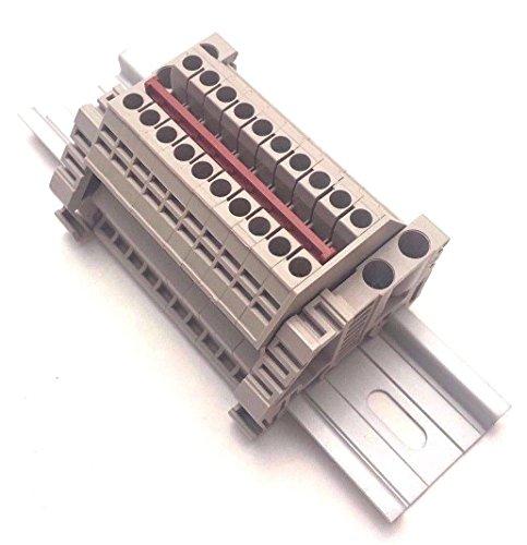 Dinkle Combiner DK2.5N 10 Gang Power Distribution Dk2.5N ...