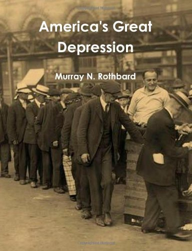 essays on the great depression review