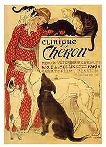Clinique Cheron Artistica di Stampa (49,53 x 69,22 cm)