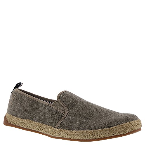 Ben Sherman Mens New Prill Slip On Sneaker Charcoal