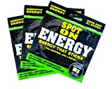 ALL NATURAL Spot On Energy® - 36 Pouches (72 Patches) 5 Hour Energy