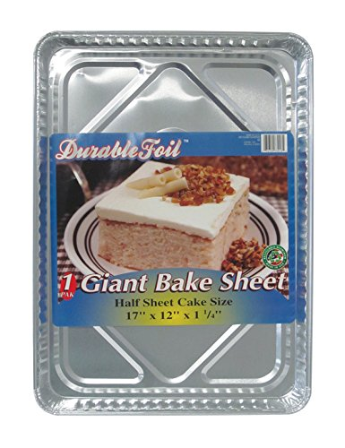 Durable Foil Giant Baking Sheet (Pack of ()