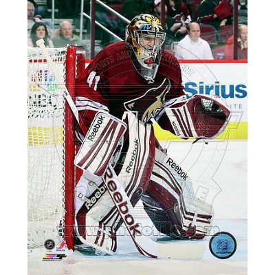 - Mike Smith 2012-13 Action Glossy Photograph