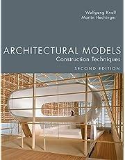Architectural Models, Second Edition: Construction Techniques