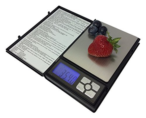 Digital Pocket Kitchen Food Scale – Accurate Small Multi-Unit Gram Measurements & a Must-Have Portable Weighing Cooking Accessory