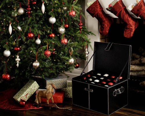 Keepsake Ornament Storage Chest by Sterling Pear