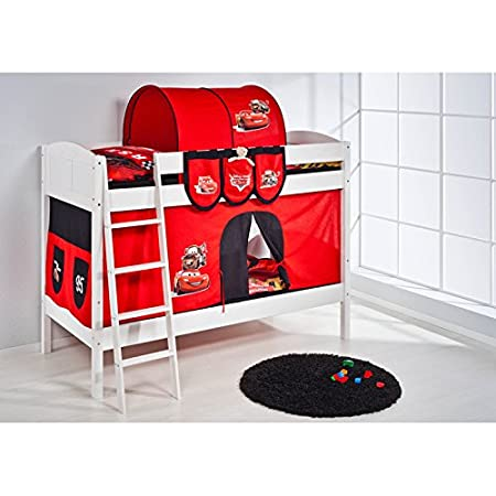 Disney Cars Accessories Curtain Child S Play Bed Bunk Bed Bunk Bed