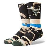 Stance Men's Bucks Acid Wash Socks