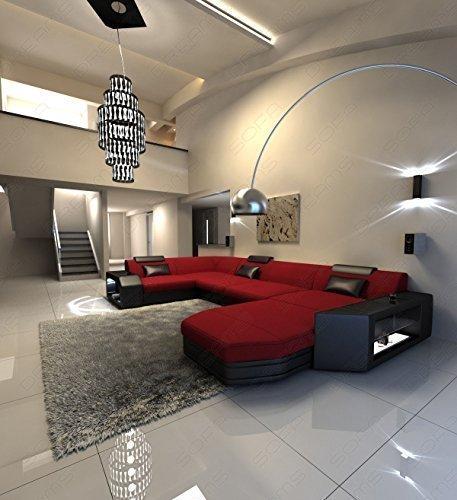 Tapicería Conjunto de Muebles Para Salón Sofá de la esquina ...