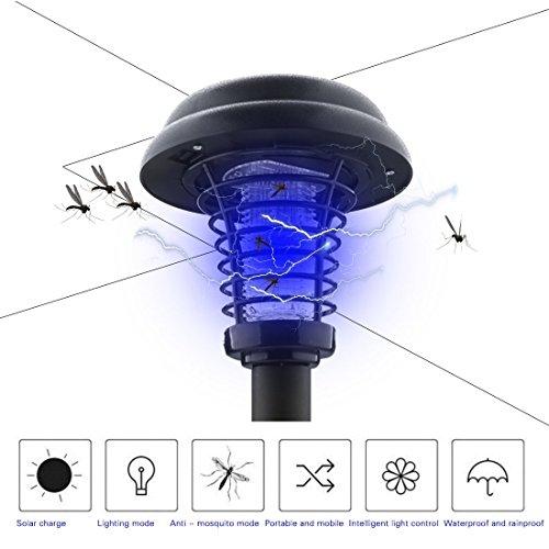 Outdoor Mozzie Lamp - 2