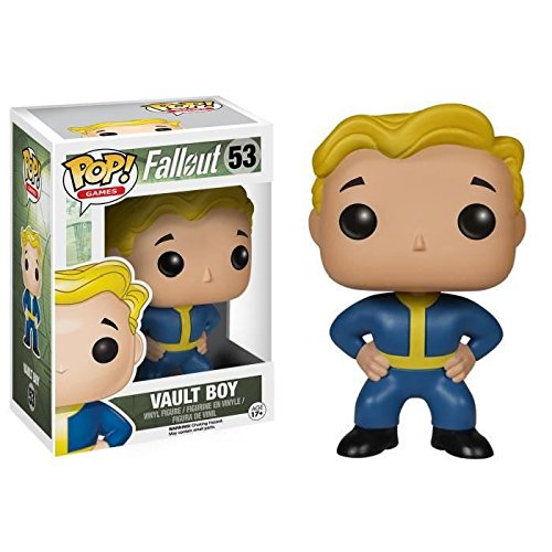 Fallout - Vault Boy POP Figure Toy 3 x 4in