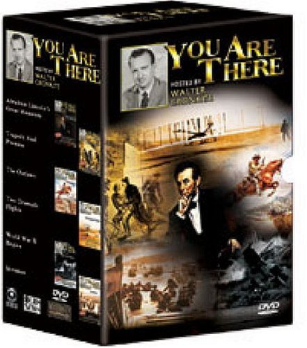 You Are There Series, Vol. 1 - 6 by Woodhaven Ent