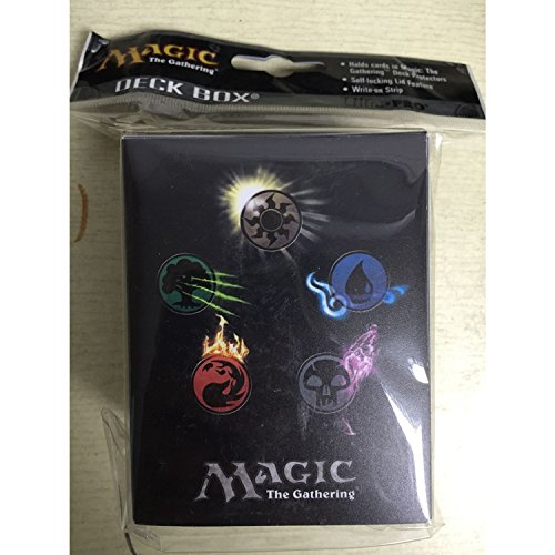 Storage Box For Magic Games Cartridge Shoe Must Face Three Killing Game Can Hold 90 Cards In Sleeves Depending On The Thickness by Deck Boxes