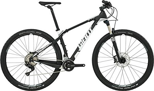 Giant XTC Advanced 29er 2 Ltd - 29 pulgadas Mountain Bike Negro/Blanco (2016), unisex: Amazon.es: Deportes y aire libre