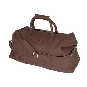 Andrew Philips Vaqueta Napa Getaway Duffle Bag in Brown 5a511ecfdf4