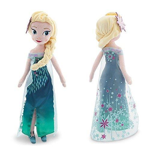 Disney Frozen Princess Elsa Plush Doll o