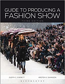 Guide to Producing a Fashion Show: Studio Access Card