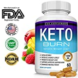 Lux Supplement Keto Burn Pills Ketosis Weight Loss- 1200 Mg Ultra Advanced Natural Ketogenic Fat Burner Using Ketone Diet, Boost Energy Focus & Metabolism Appetite Suppressant, Men Women 60 Capsules
