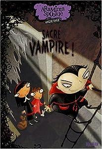 "Afficher ""Araminta Spookie n° 4 Sacré vampire !"""