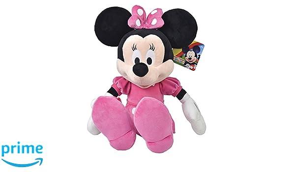 Disney Minnie GG01060 - Peluche - Calidad super suave: Amazon.es: Juguetes y juegos