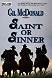 Saint or Sinner, Gil McDonald, 1497391911