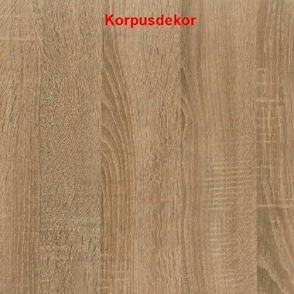 Küche BEN 260 cm Küchenzeile / Küchenblock variabel stellbar in ...