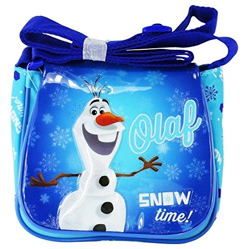 Disney Frozen Olaf Snow Time Borsa Bambino Bambina a Spalla a Tracolla En Venta En Venta Ver ISbMuo