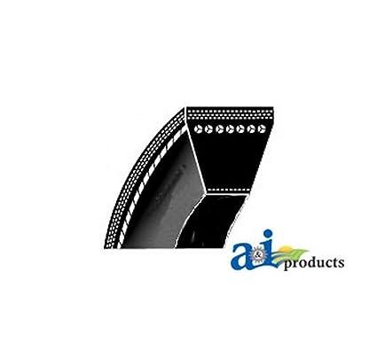 METRIC STANDARD 10X650 Replacement Belt
