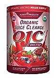 Certified Organic Juice Cleanse (OJC) – OJC Super Reds – 5 Grams Fiber, 10.5 oz (297 g) For Sale