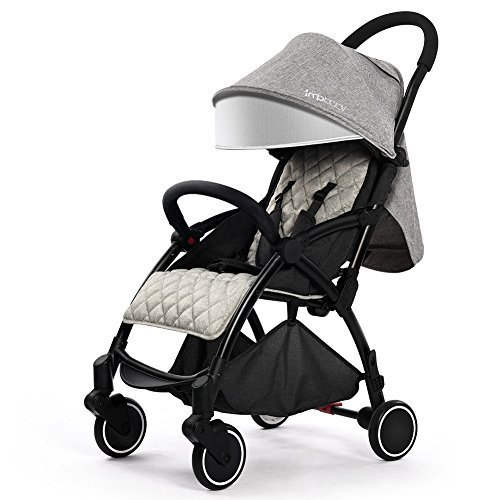 Price comparison product image Babysing Impbaby I9 Plus On-The-Go Convenience Lightweight Baby Stroller Mobility Umbrella Pram with 5 Free Gifts
