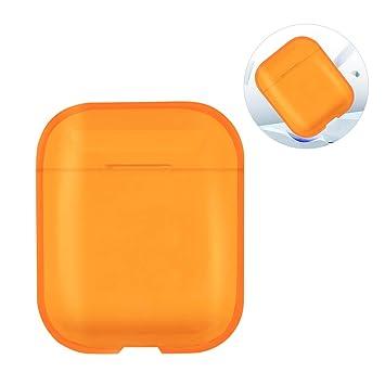 Amazon.com: Compatible con Airpods funda de carga ...