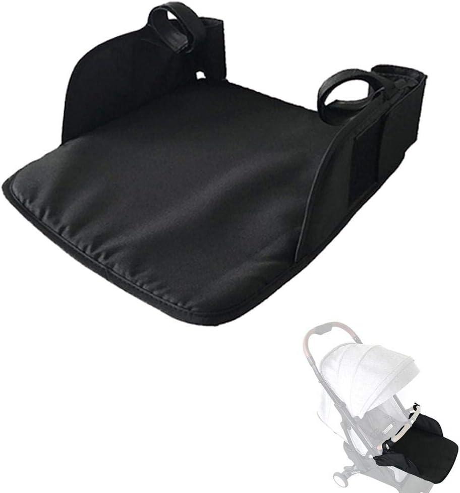 Feet Extension Infant Pram Foot Board Universal Stroller Footrest 13.7inch Longer Accessories for Baby Stroller