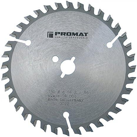 PROMAT 814846 Kreiss/ägeblatt HM W 42Z D.190mm B.2,8mm PROMAT Bohrung 20mm