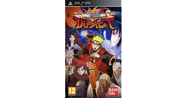 Naruto Shippuden: Ultimate Ninja Impact (PSP) by Namco ...