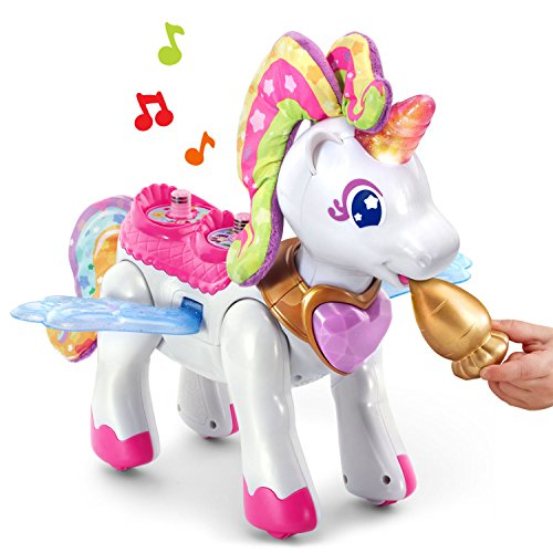 VTech Go! Go! Smart Friends Twinkle the Magical Unicorn (Frustration Free Packaging)