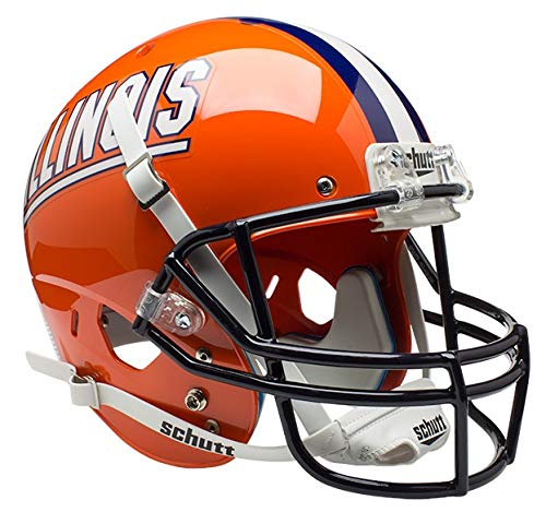 NCAA Illinois Illini Replica XP Helmet