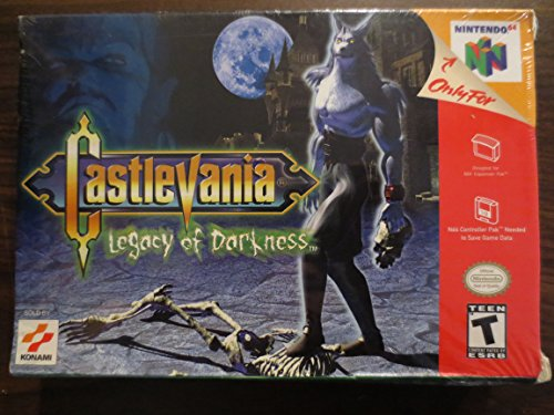 Castlevania: Legacy of Darkness