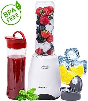 Mini Batidora de vaso para smoothie | 300 W | libre de BPA y ...