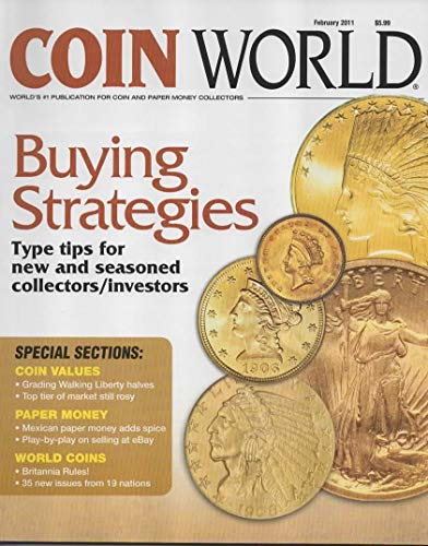 Coin World: Special Edition: Strategies For New and Seasoned Collectors/Investors [February 2011, Vol. 52, Issue 2652] - Grading Walking Liberty Half Dollars