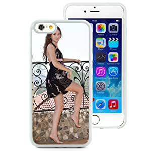 New Custom Designed Cover Case For iPhone 6 4.7 Inch TPU With Ilze A Girl Mobile Wallpaper (2).jpg