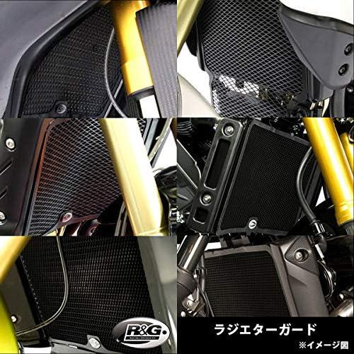 R&G(アールアンドジー) ラジエターガード ブラック KTM 1290Super Duke R (20-)